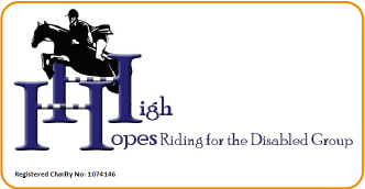 High Hopes Riding for the Disabled