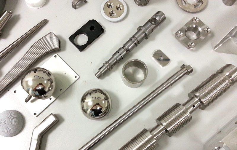 Precision engineered parts
