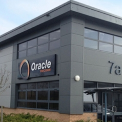 Oracle Move into new facility