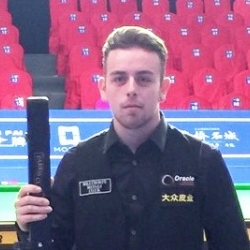 Oracle Precision sponsors Snooker Amateur World Number One, Oliver Brown