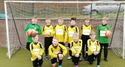 Oracle Sponsors Chapeltown Athletic JFC